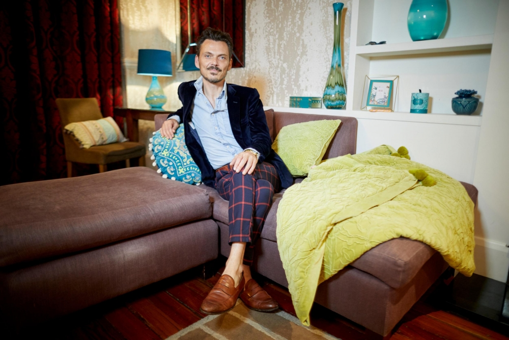 17 10 31 Matthew Williamson At Debenhams Christmas Launch