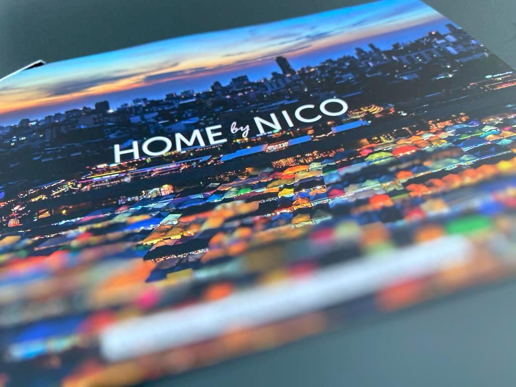 Test Kitchen Home X Home By Nico Bangkok Menu Box The Confidentials