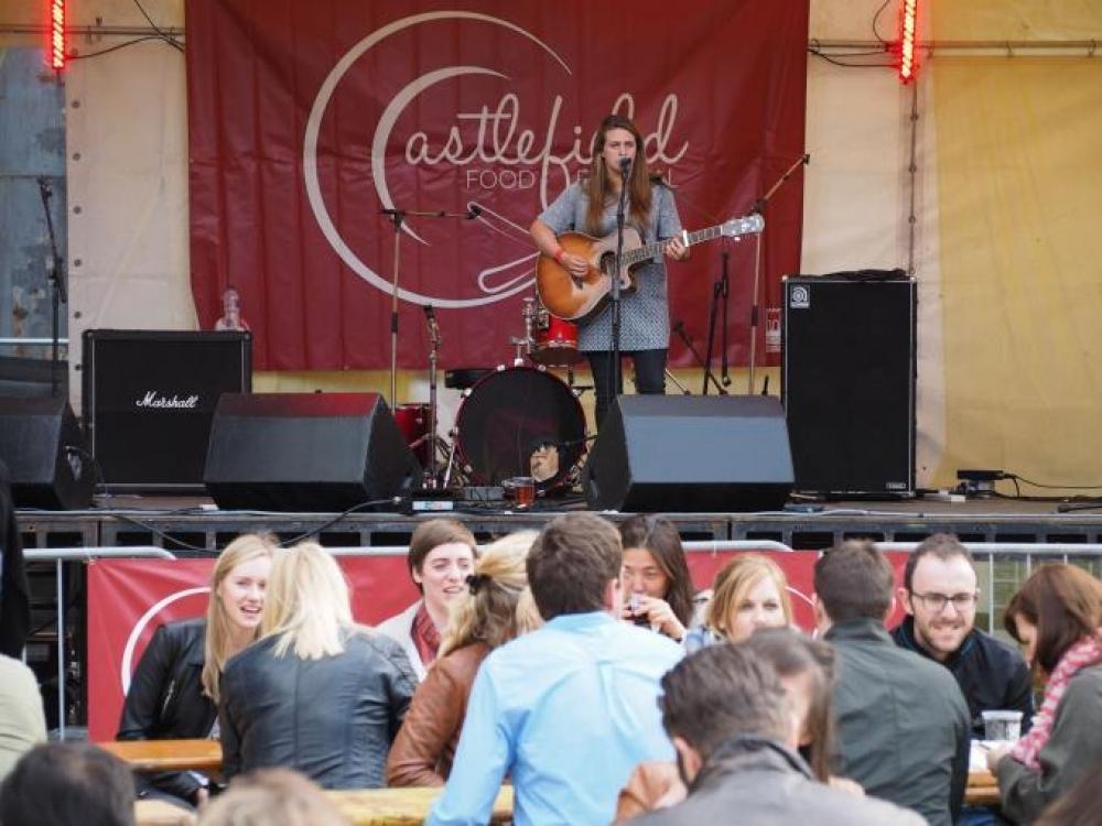 160525 Castlefield Food Festival