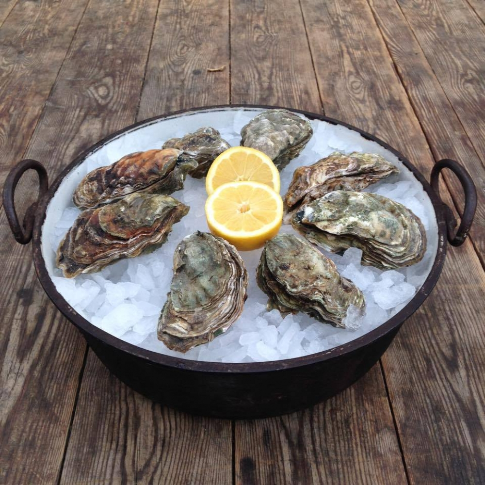 170515 Holy Crab Oysters
