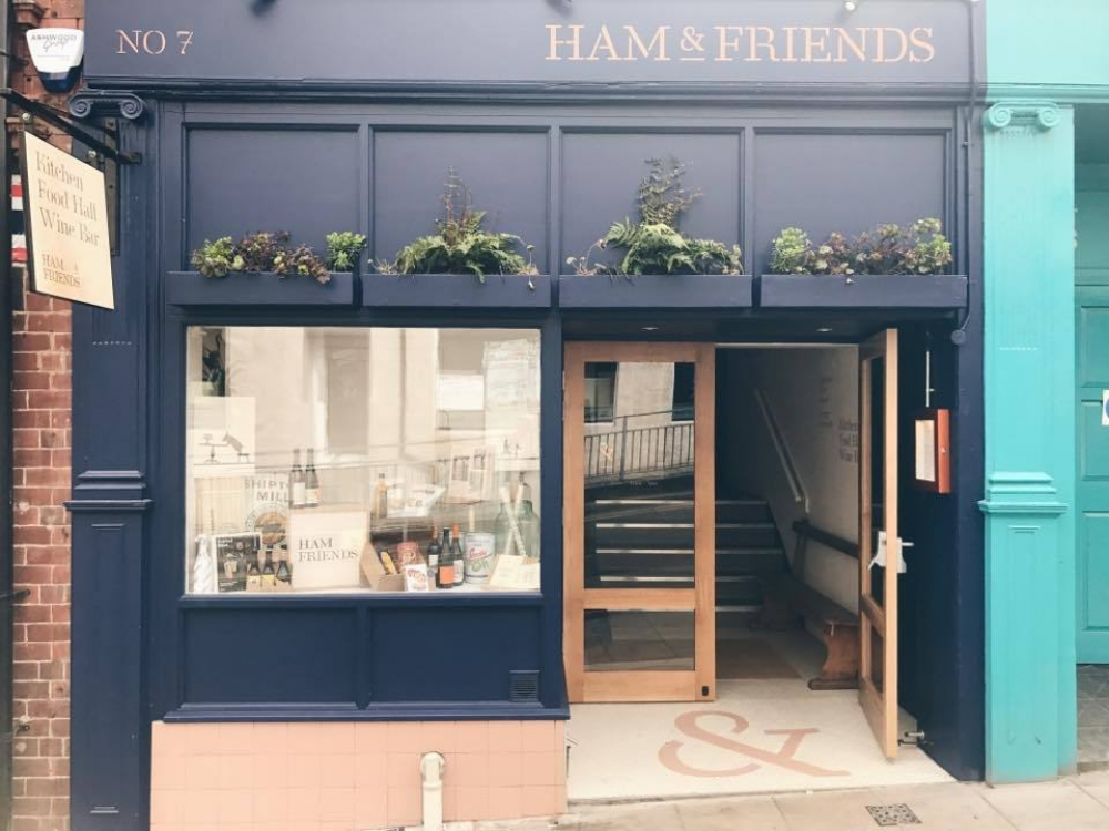 170808 Ham Friends H And F Entrance