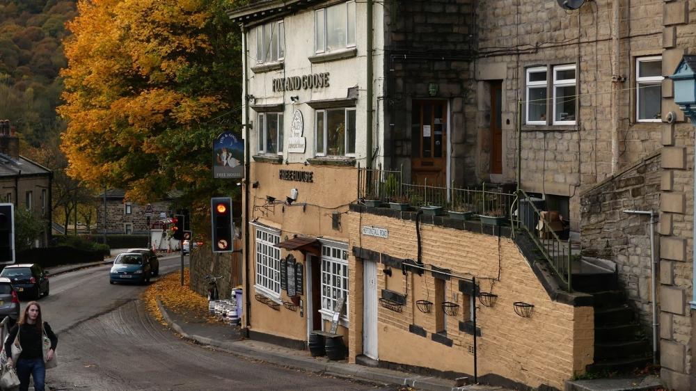 170808 Hebden Bridge Bar Crawl Fox And Goose