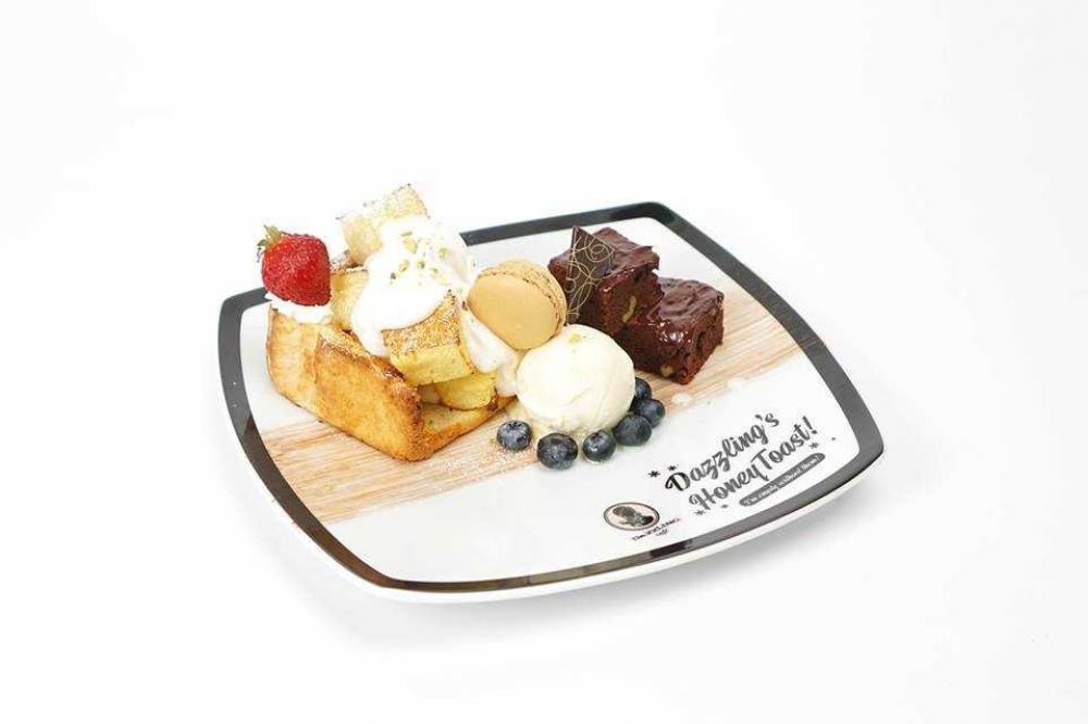 20170410 Dazzling Cafe