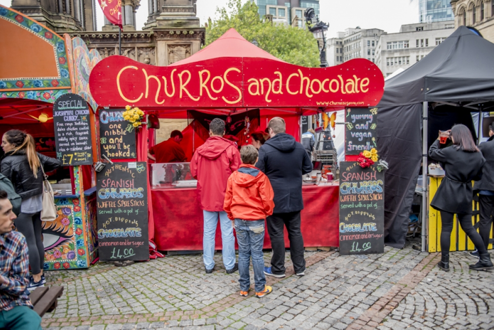 Manchester Food And Drink Festival 37