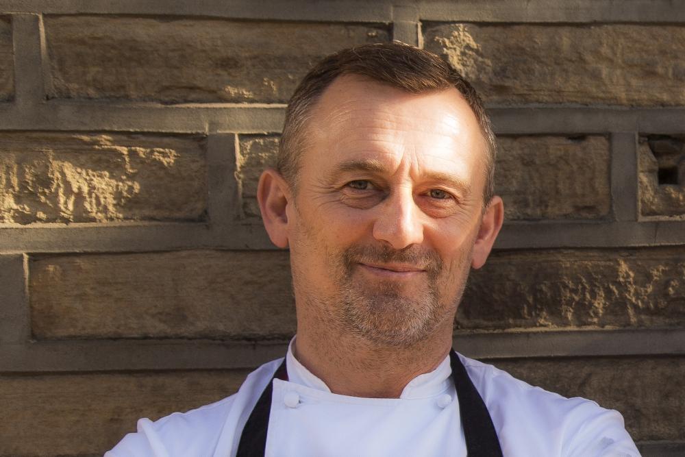 Simon Shaw El Gato Negro Manchester Chef Patron