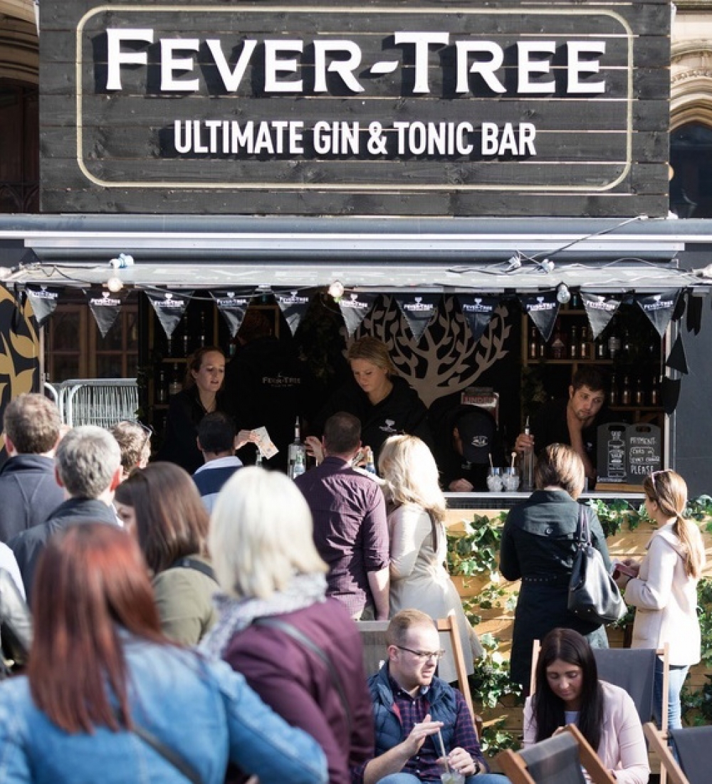 A To Z Summer Drinking Quinine Fever Tree