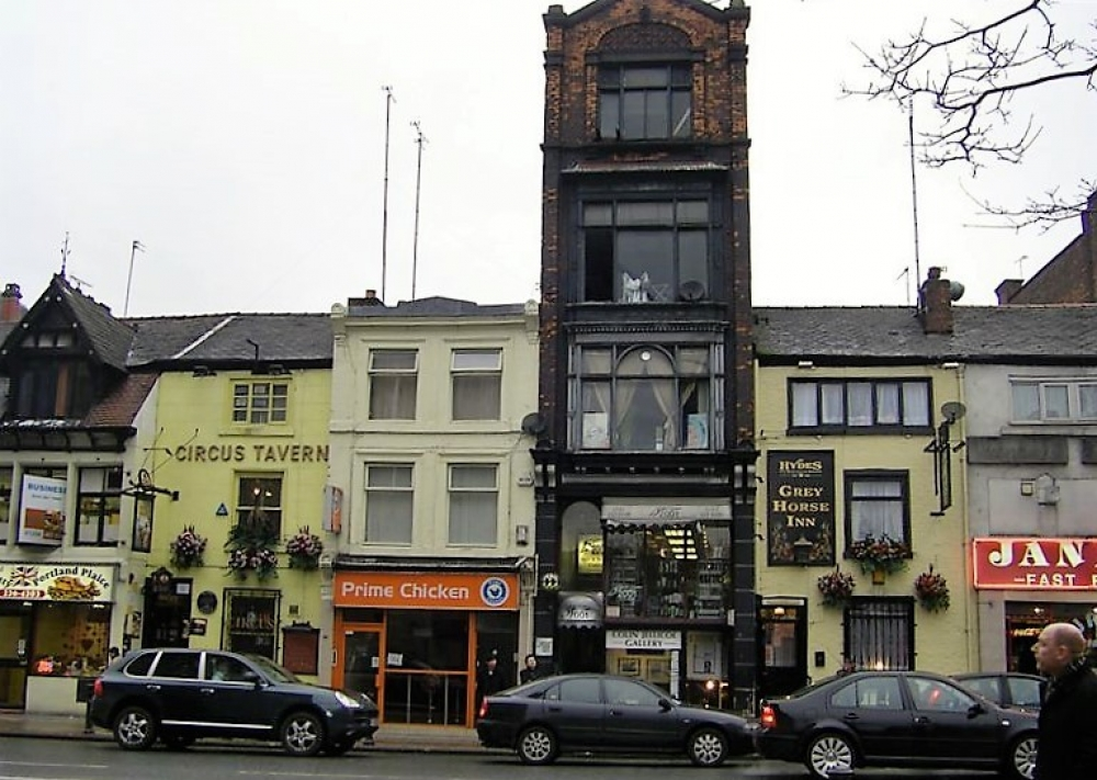 Circus Tavern Manchester Pub