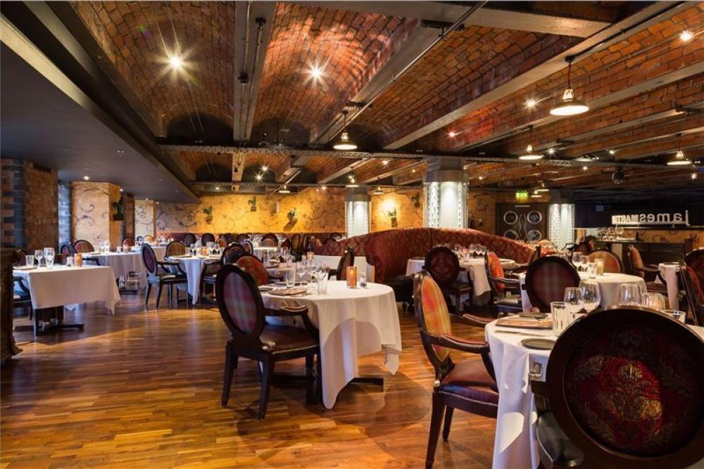 James Martin Restaurant