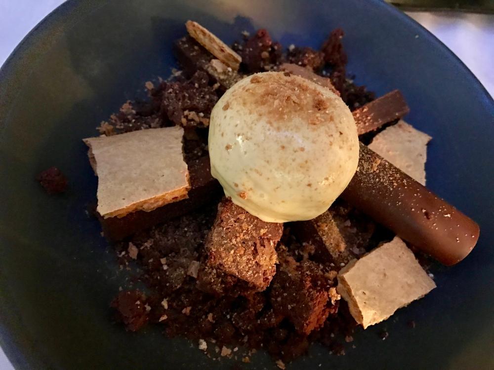 Rosso Malt Teasers Dessert