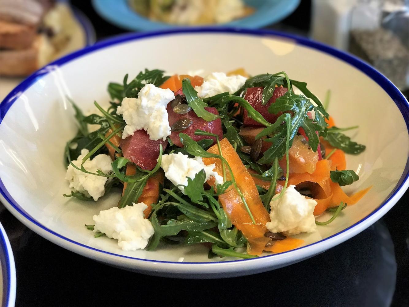 170123 West Corner Beetroot Salad Wc