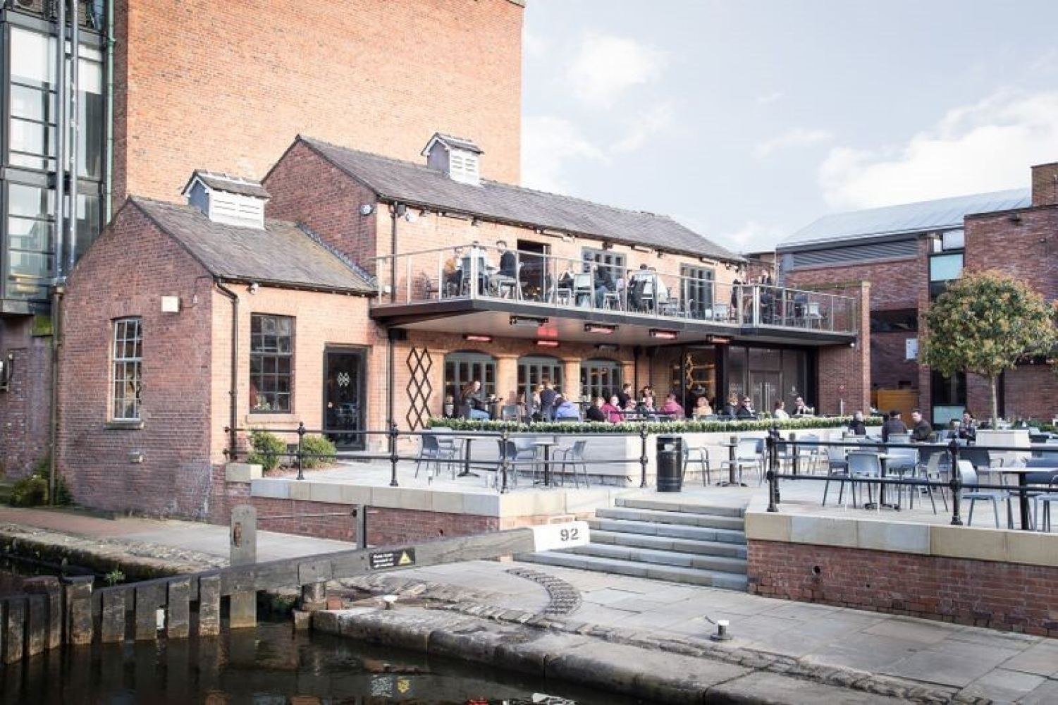 170511 Manchester Outdoor Drinking Terraces Dukes 92 Fjhdjd666