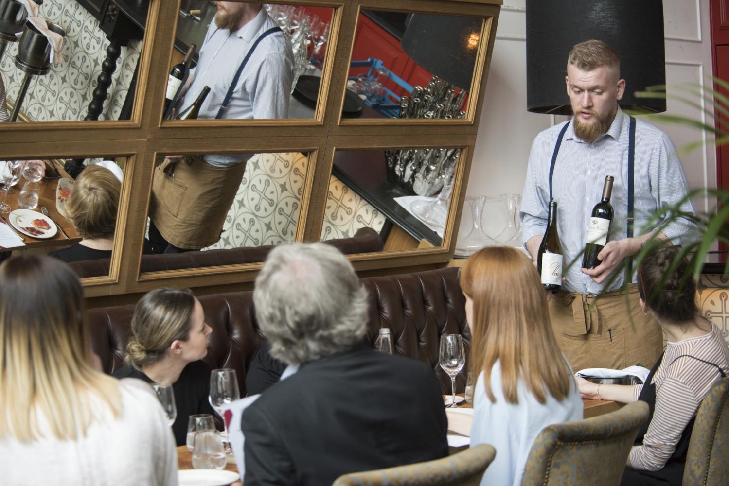 170619 Spinningfields Restaurant Tour Iberica Fazenda Australasia 170619 Mary Ellen Manchester Art Gallery Cafe Kwp 0145