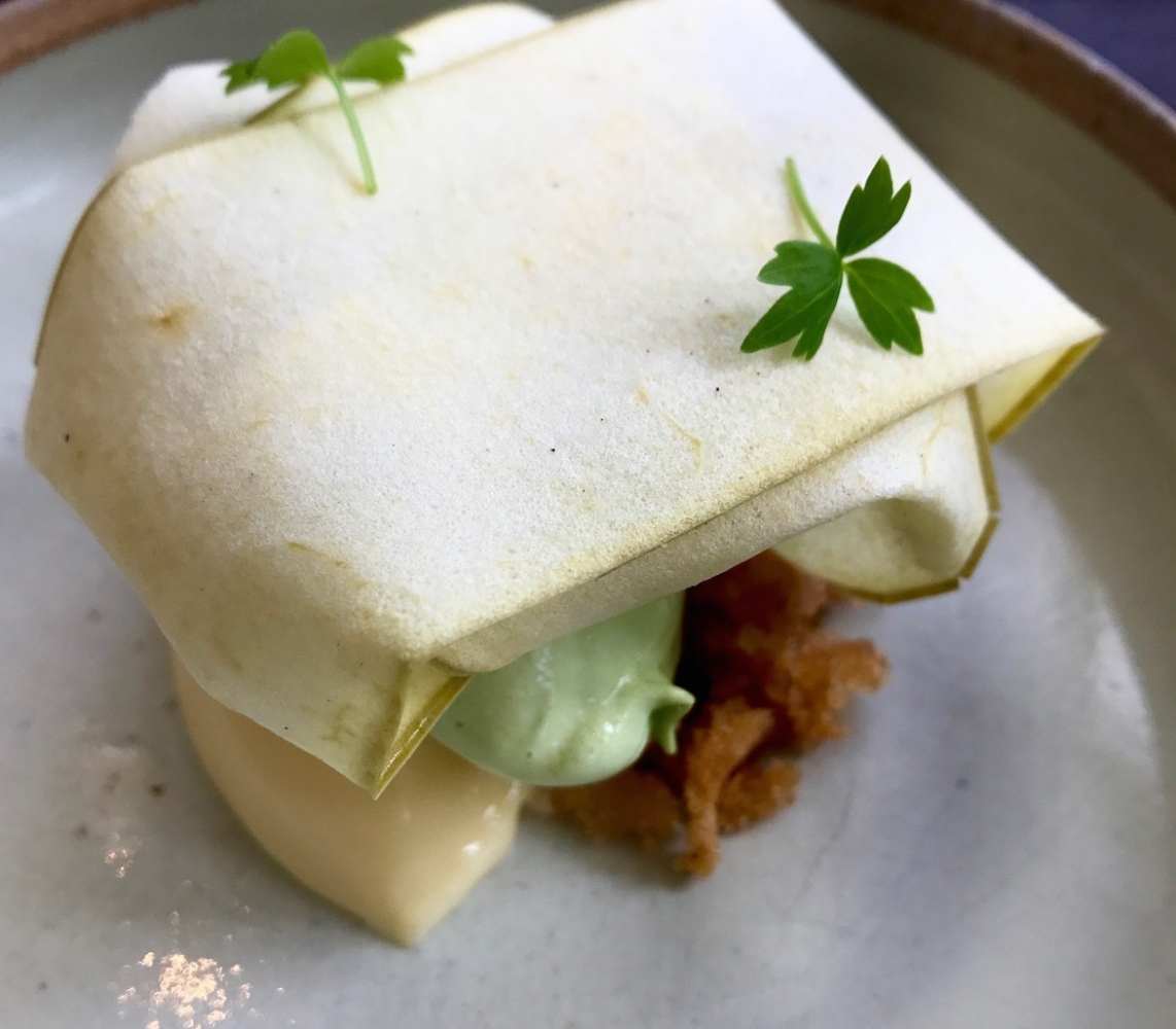170725 Forest Side Review Apple Buttermilk Lovage