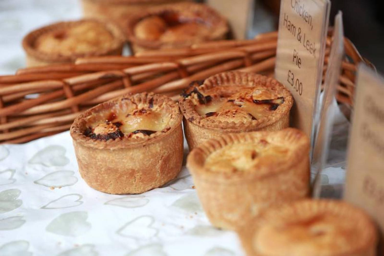 171012 Salford Food Drink Festival Pies