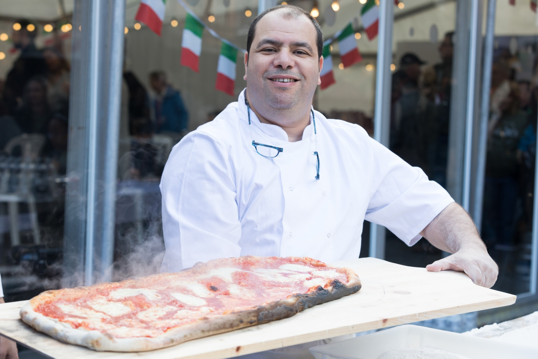 20170427 Italian Festival Pizza Man