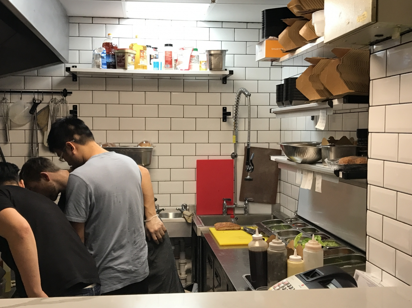 Fusion Lab Kitchen