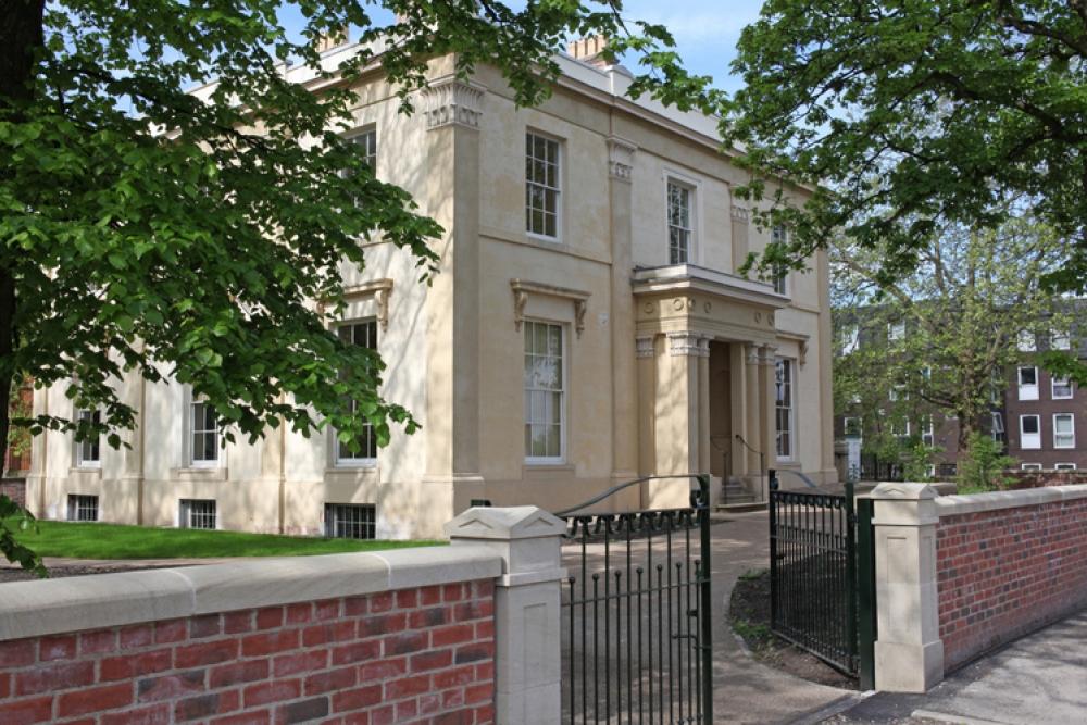 170419 Elizabeth Gaskells House