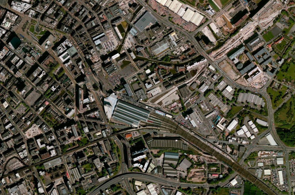 171010 Manchester Piccadilly Satelitte Image