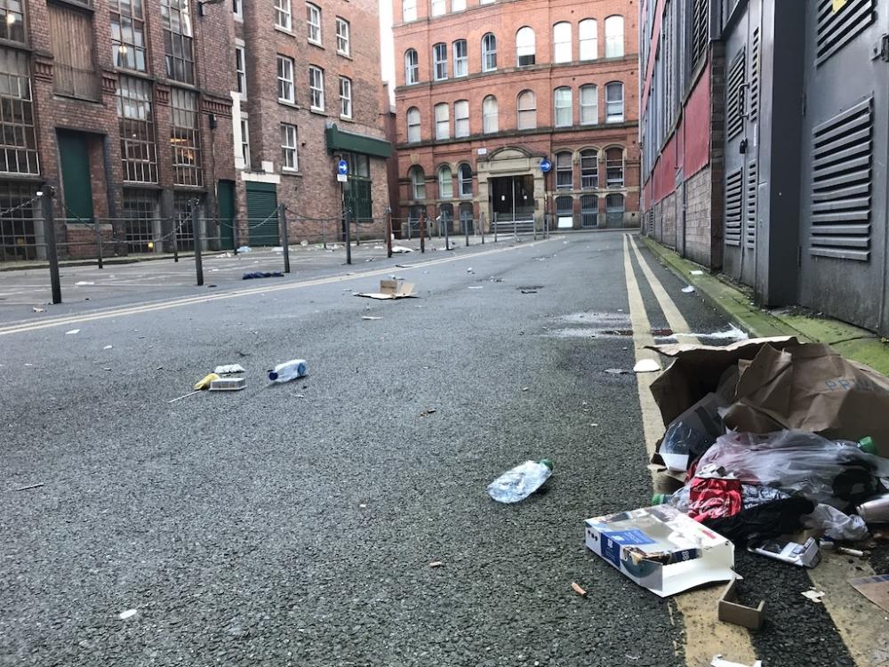 20171023 Manchester Litter