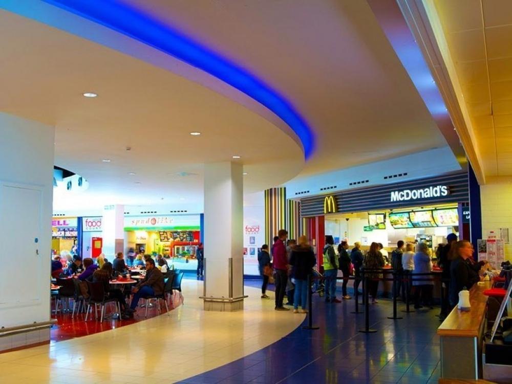 Arndale Food Court
