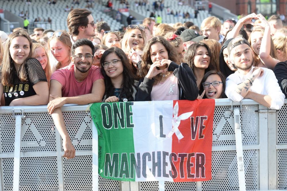 Dhn One Love Manchester Benefit Concert001 D