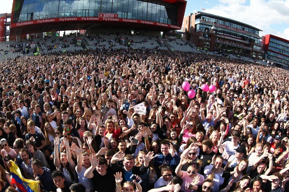 Dhn One Love Manchester Benefit Concert002