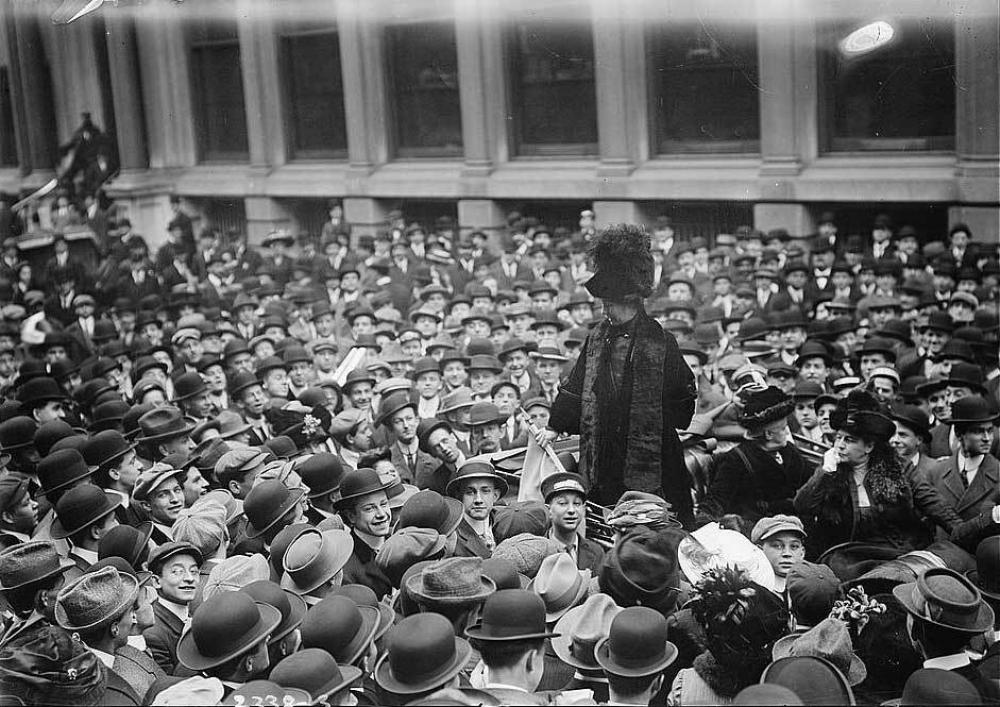 Emmeline Pankhurst 3