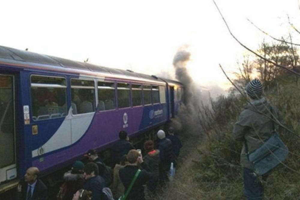 Manchester Leeds Train