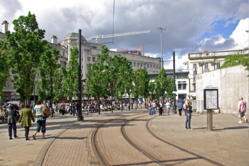 Piccadilly Gardens Tracks