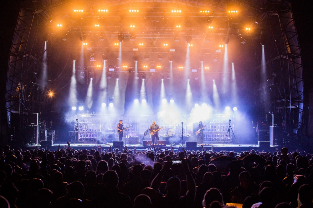 Bluedot 2017 Friday Pixies Lovell Stage