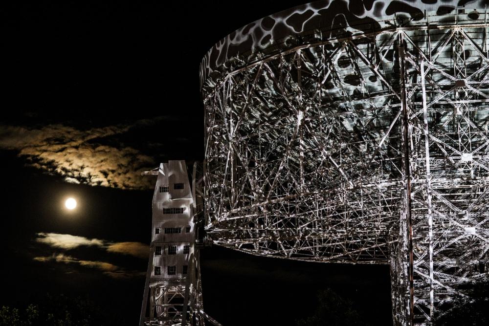Bluedot 2017 Sunday Daito Telescope