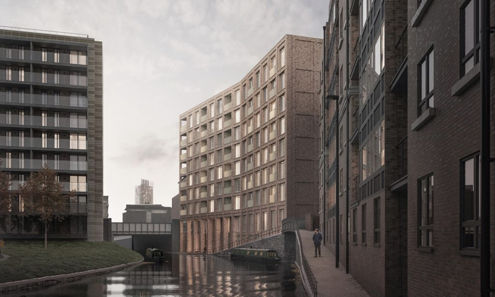 Excelsior Mill Castlefield Manchester Mulbury Plans In Cgi April 2017 Resized