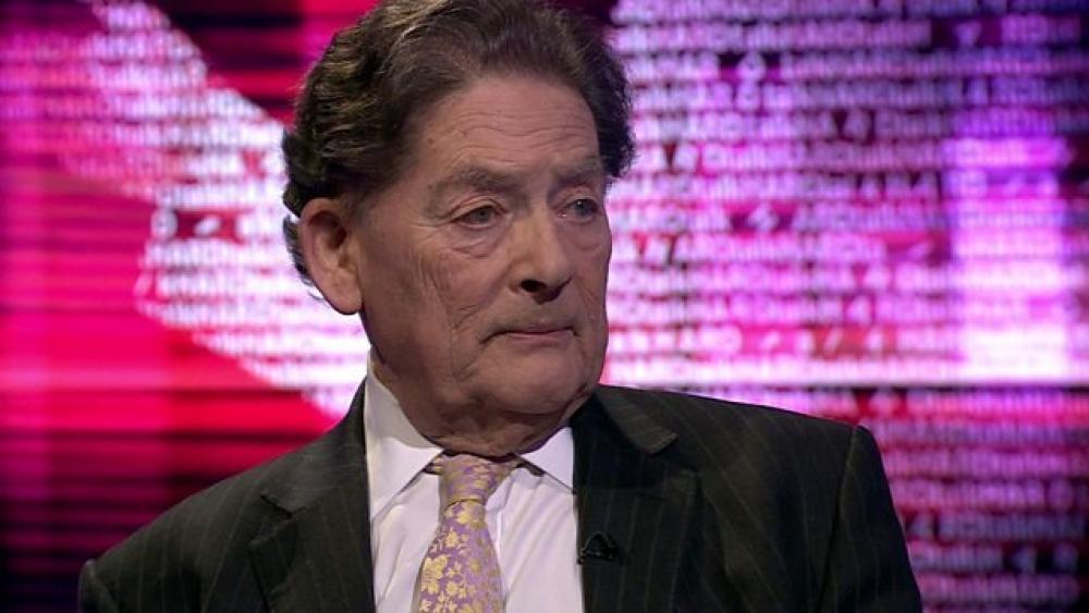 Lord Nigel Lawson Credit Bbc