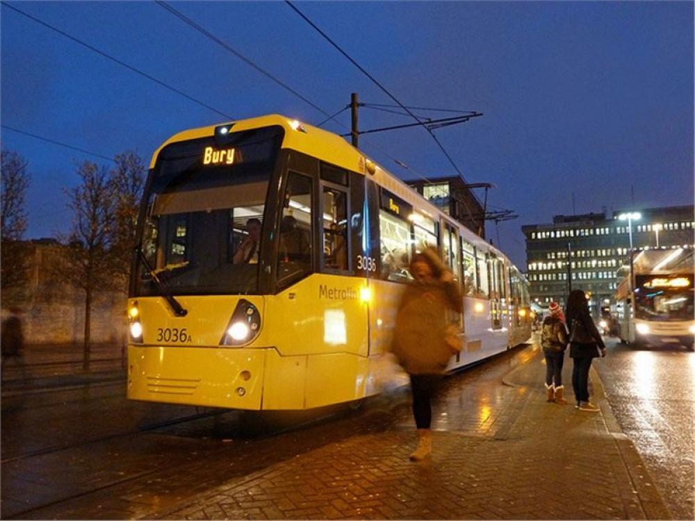 Metrolink Night