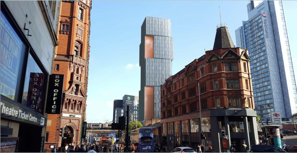 Unite Student Towers New Wakefield Street