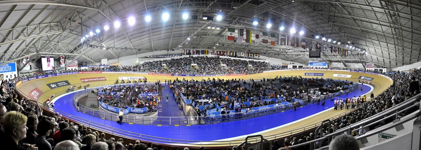 170616 Velodrome Cycling Centre