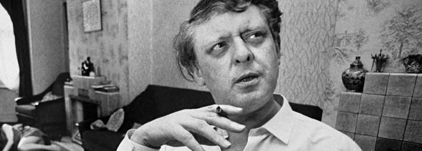 Anthony Burgess At Home I 009