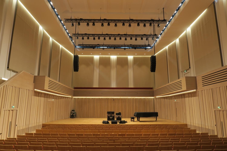 161007 Chethams Concert Hall 30 Stoller Hall