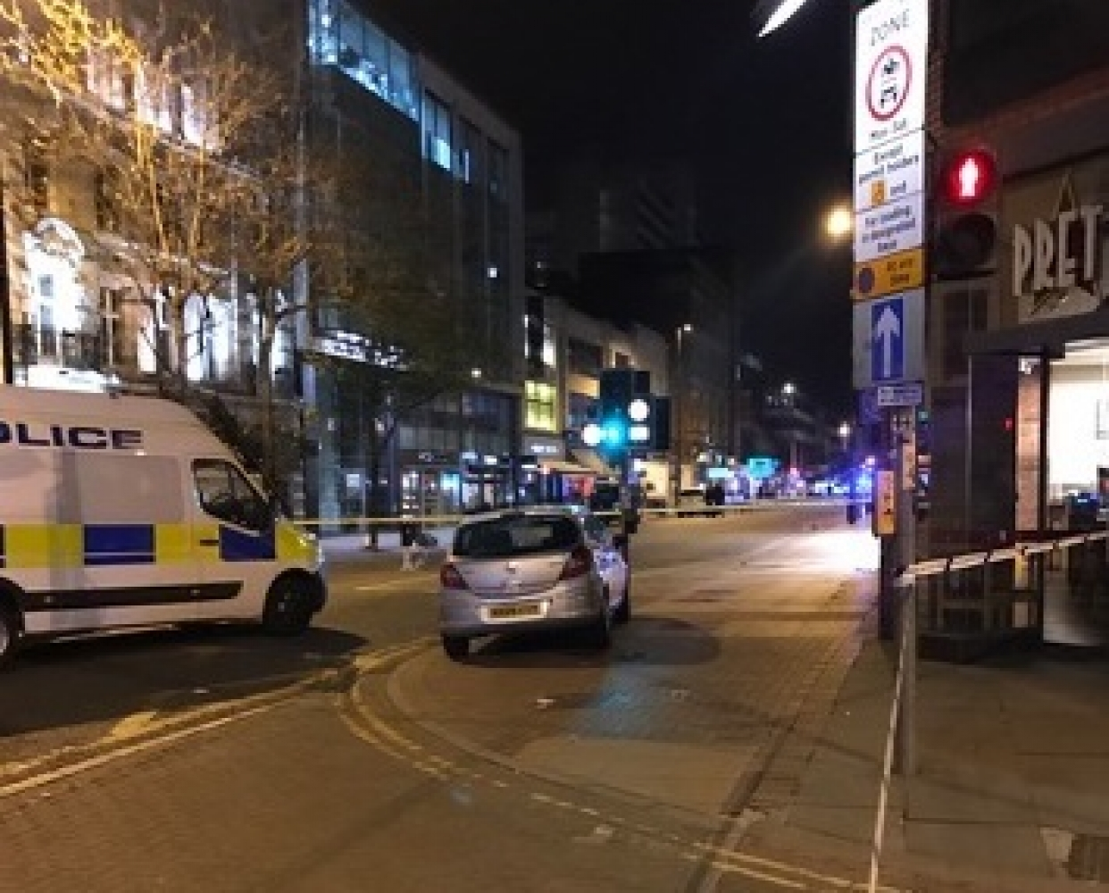 Living Room Bar Manchester Deansgate Bar Targeted In Another Shooting Confidentials Manchester