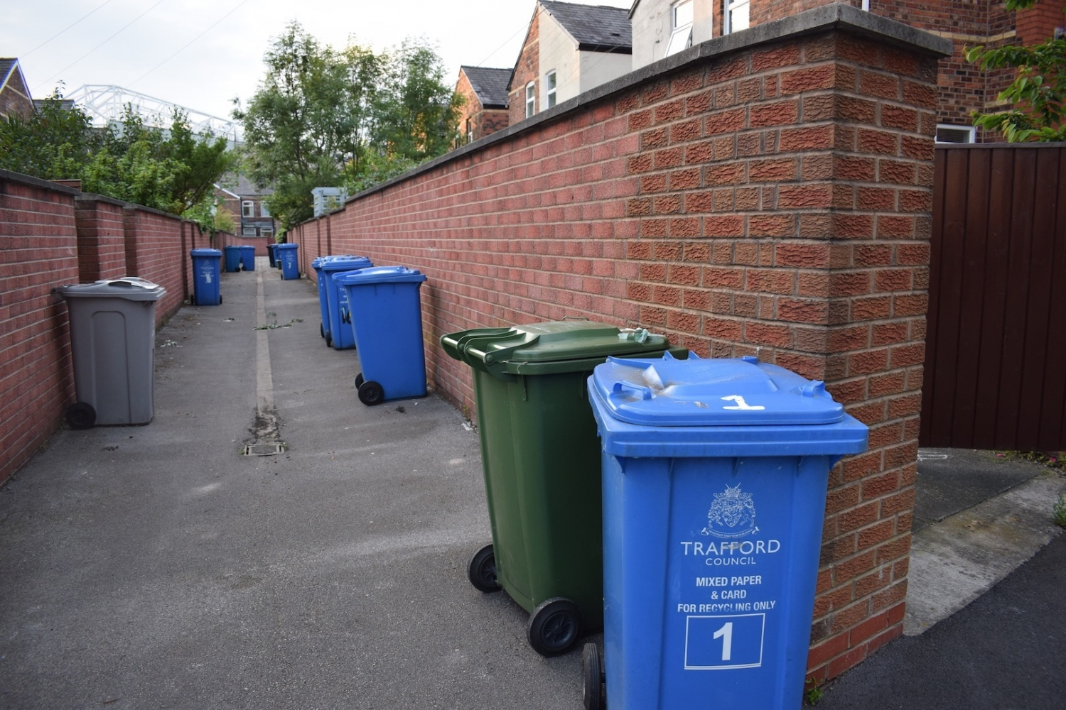 Outsourced bin collections leading to rise in upheld complaints