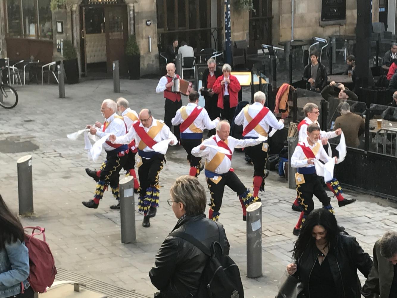 170608 Manchester Morris Dancers
