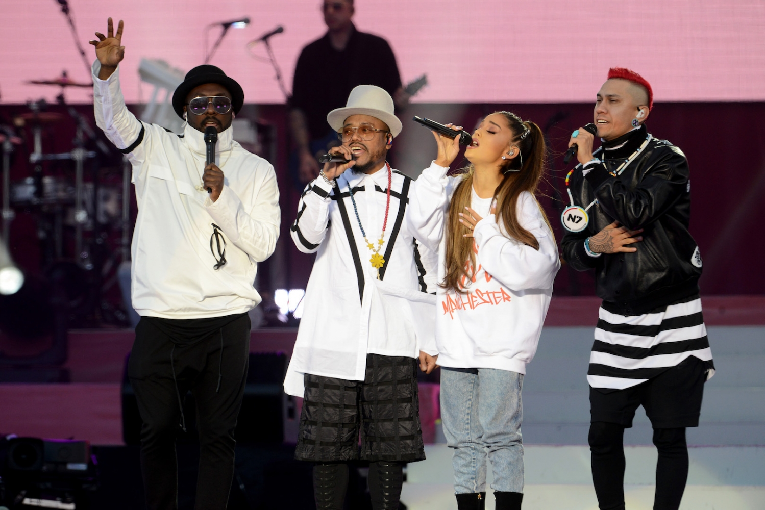 Dhn One Love Manchester Benefit Concert001 M