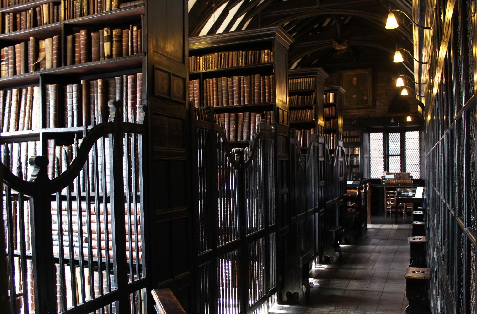 Chethams Library