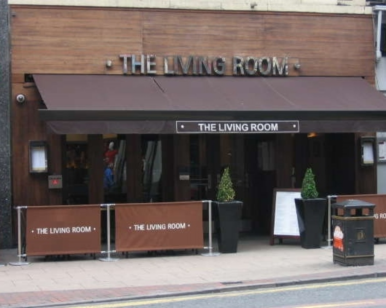 Shooting In Manchester Living Room Bar