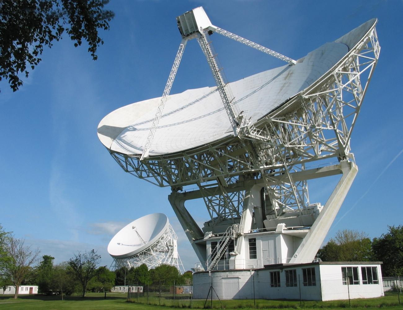 Mark Ii Telescope Jodrell Bank