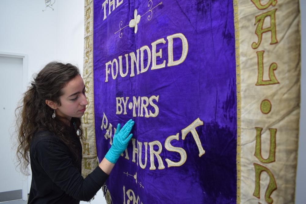 2017 09 07 Suffragette Banner 2