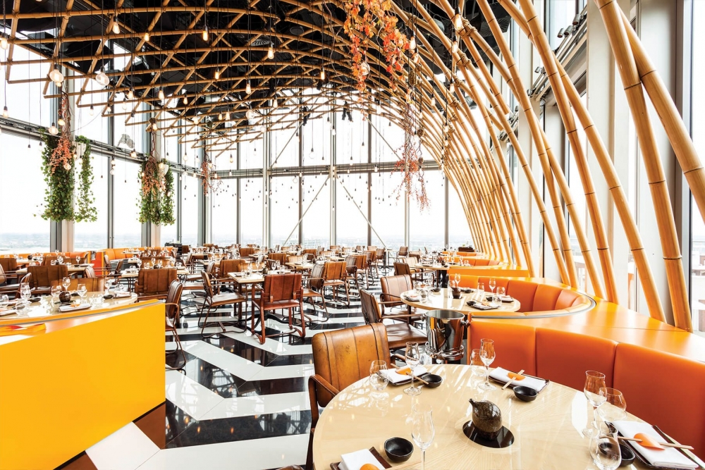 Manchester Restaurants Top Table