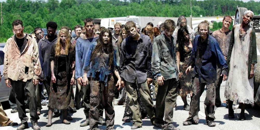 Zombies Oldham Street