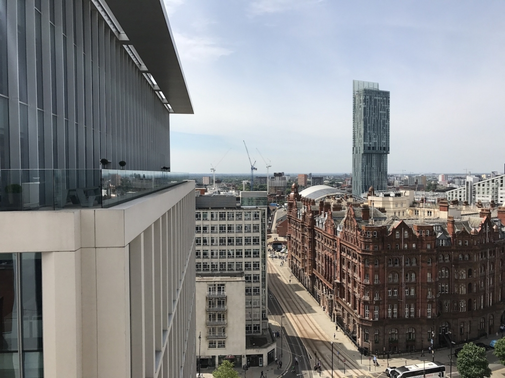 170721 Beetham Tower From 2 St Peters Square