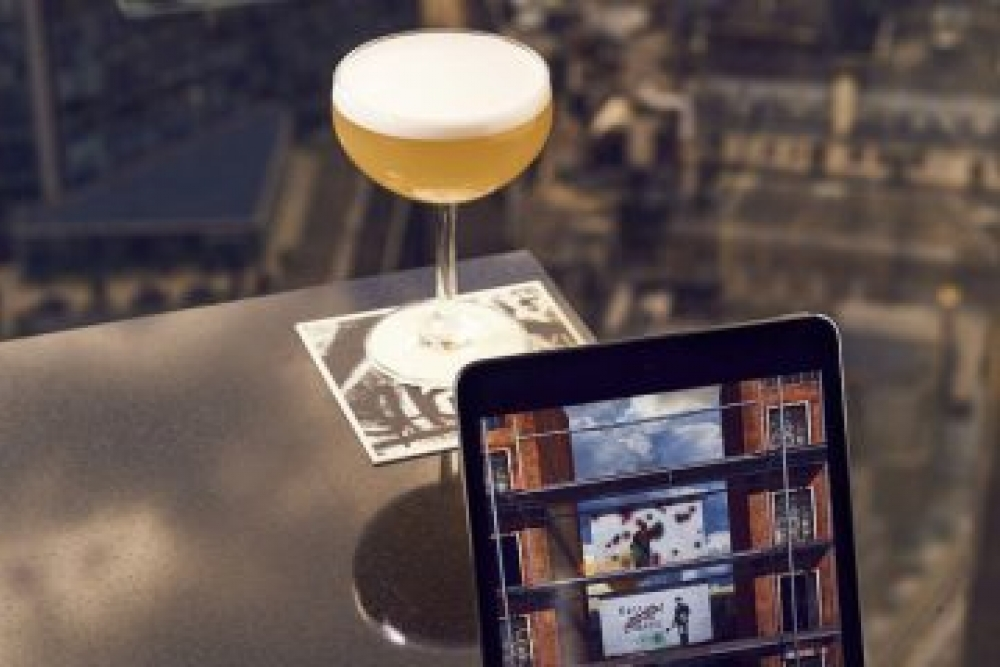 20170825 Sleuth 34 Cocktail App